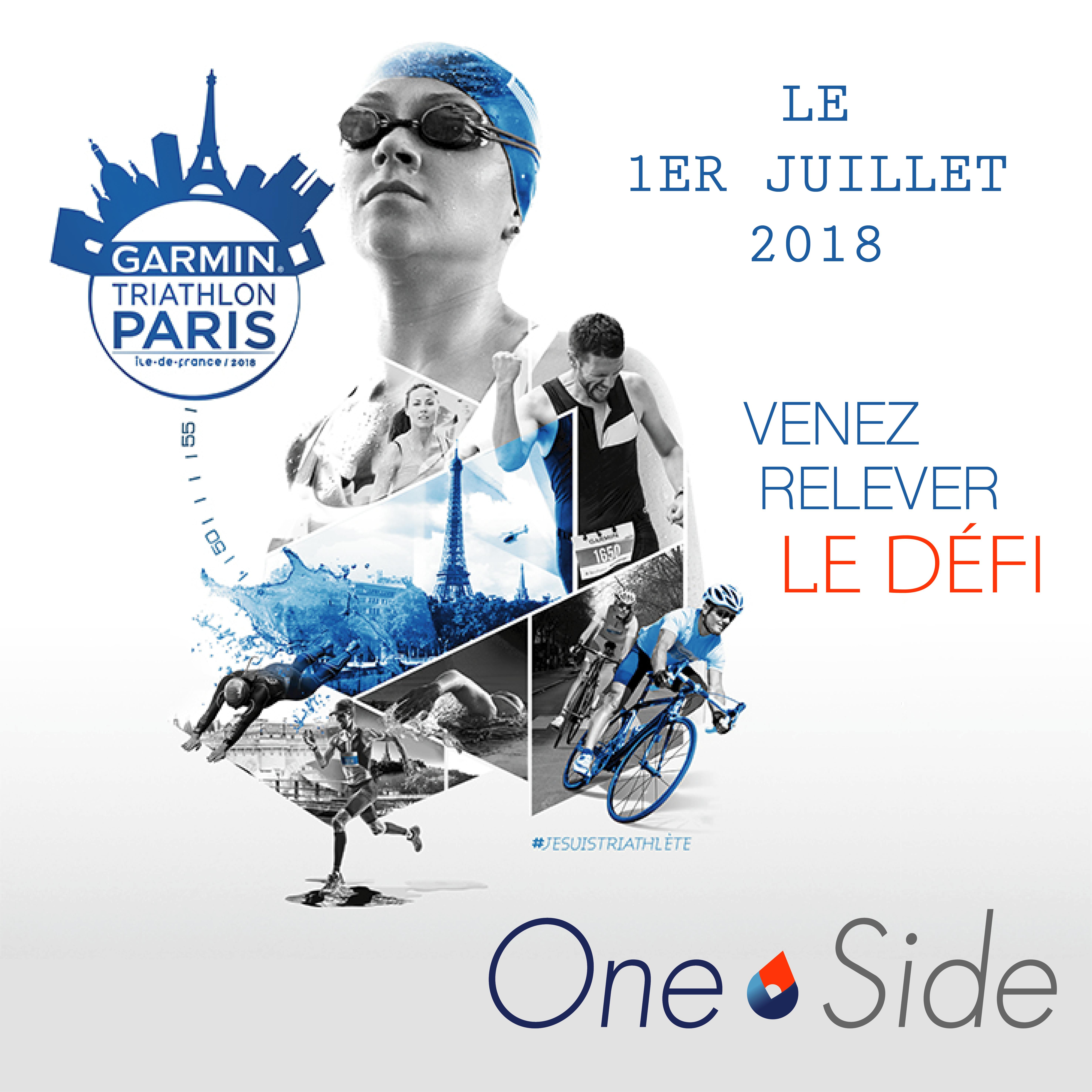 triathlon 1 juillet 2018