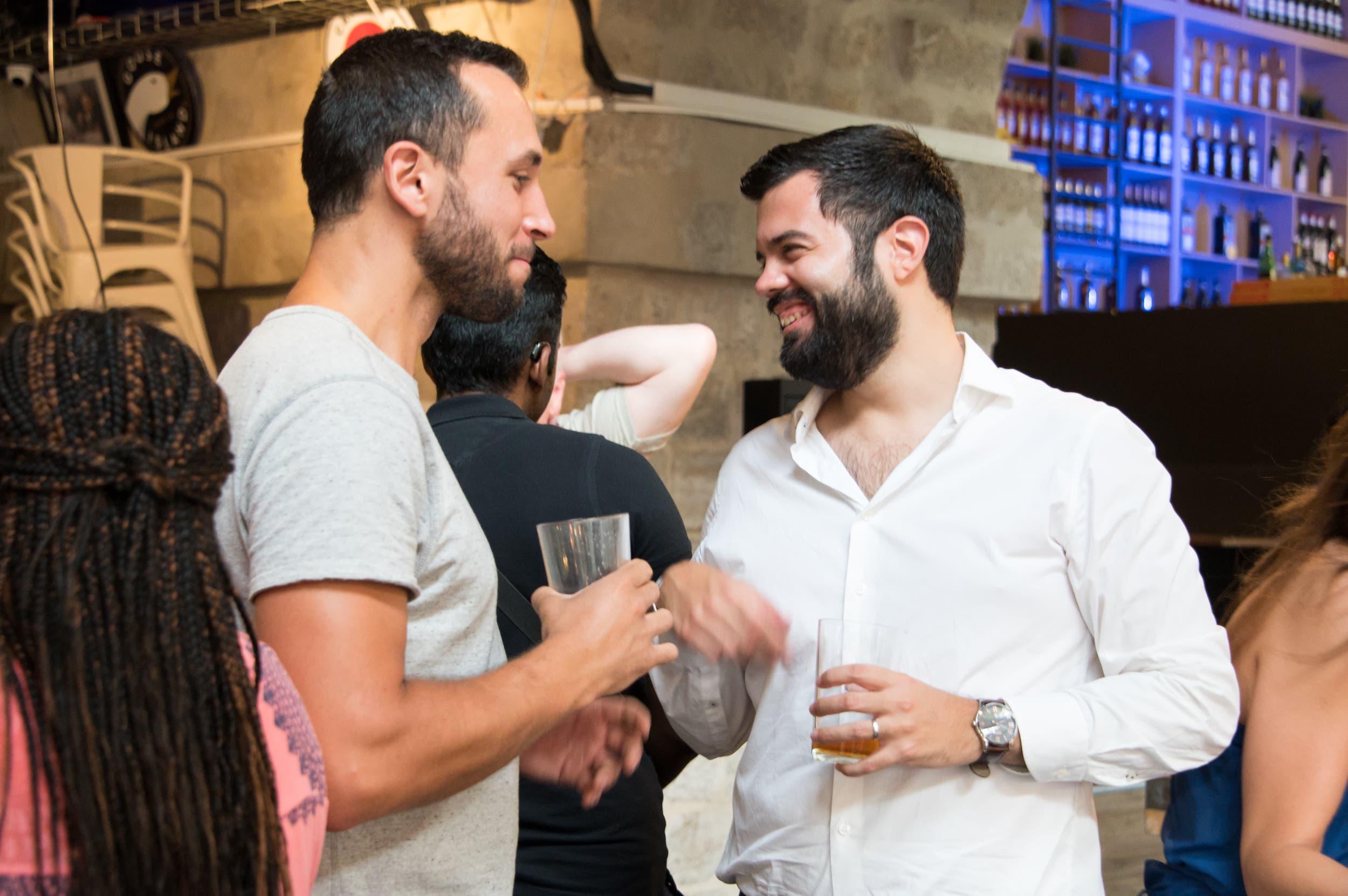 collaborateurs OneSide intérieur