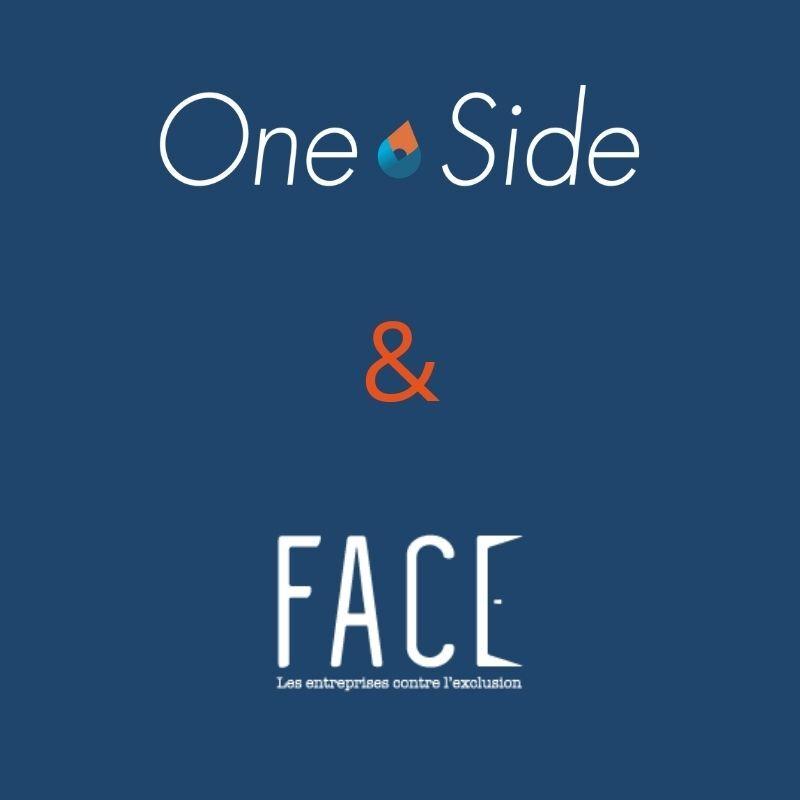 FACE OneSide Partenariat